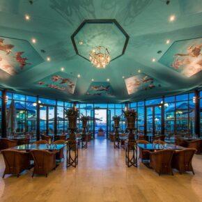 Grand Hotel Amrâth Essbereich