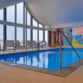 Grand Hotel Amrâth Pool