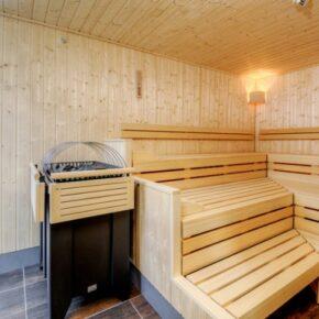 Hotel Bergkristall Mallnitz Sauna