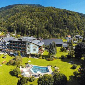 Familienurlaub am Millstätter See: 3 Tage im 4* Hotel mit Vollpension & Wellness ab 129€