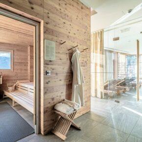 NIDUM Tirol Sauna