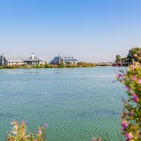 Luxus: 5 Tage an der niederländischen Nordseeküste im Privatbungalow ab 43€
