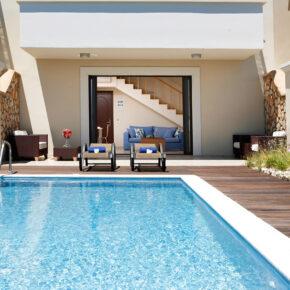 Al Mare Villas Pools