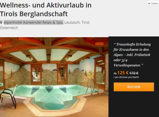 Alpenhotel Karwendel Tirol