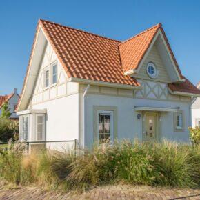 Langes Wochenende: 4 Tage Nordsee-Villa an der niederländischen Küste nur 28€ p.P.
