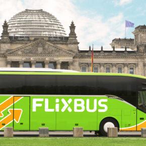 Aktion: Quer durch Deutschland & Europa mit FlixBus & FlixTrain für 11,99€