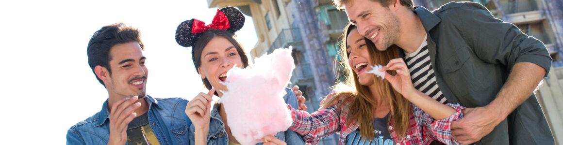Disneyland® Paris mit Tagesticket, 4* Hotel & Frühstück ab 99€