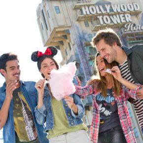 Disneyland® Paris: Tageseintritt inkl. Übernachtung im 4* Hotel & Frühstück nur 54€