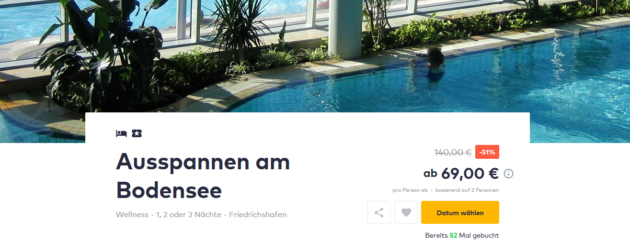 2 Tage Friedrichshafen
