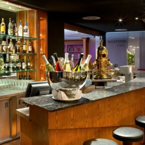 Hotel Savigny Frankfurt City Bar