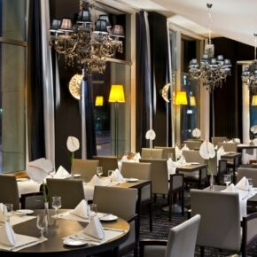 Hotel Savigny Frankfurt City Restaurant