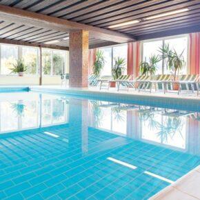 Skifahren in Tirol: 3 Tage im guten 4* Hotel mit HP, Wellness, Skipass & Extras ab 99€