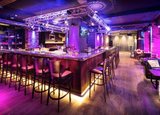 pentahotel Prague Bar
