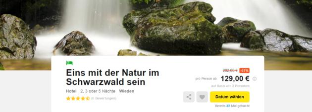Schwarzwald Naturhotel Gut Lilienfein