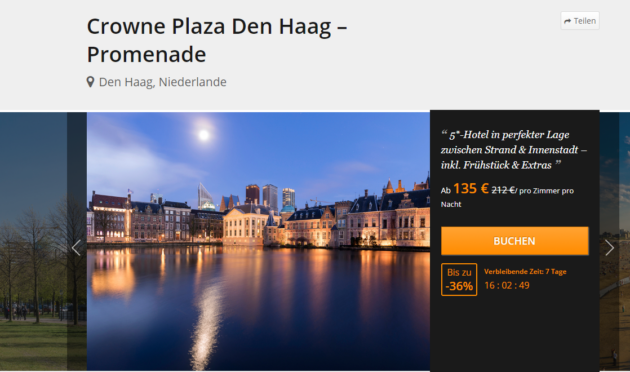 2 Tage Den Haag