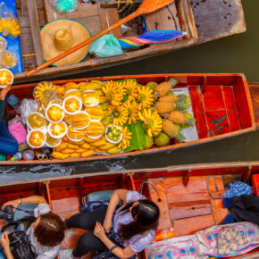 Diese Floating Markets in Bangkok sind Thailands Must-See
