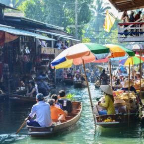 Thailand: Flüge nach Bangkok, Chiang Mai & Krabi mit Qatar Airways inklusive Gepäck nur 407€
