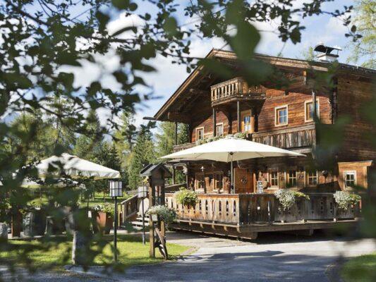 4* Natur Hotel Lärchenhof & Spa