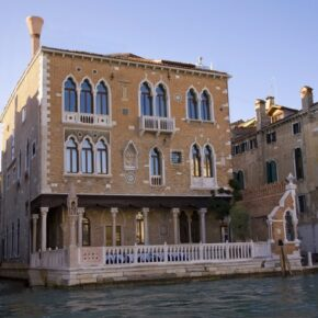 Palazzo Stern außen