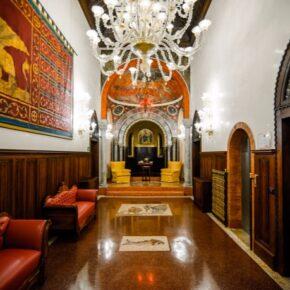 Palazzo Stern Flur