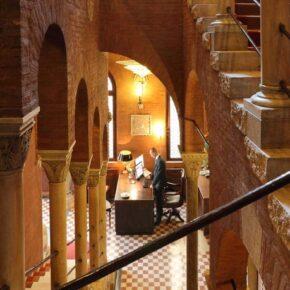 Palazzo Stern Rezeption
