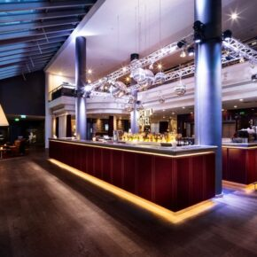 Pentahotel Leipzig Bar
