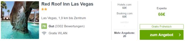 8 Tage Las Vegas