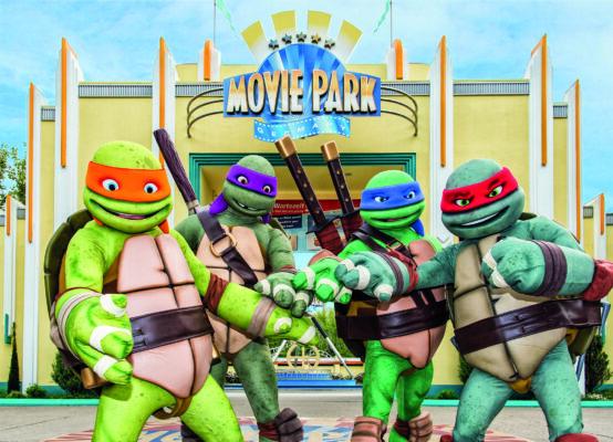 Mutant Ninja Turtle