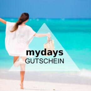 mydays Gutschein: 20€ auf Dein nächstes Erlebnis