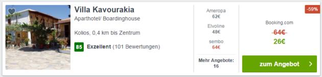 Skianthos Hotel Deal