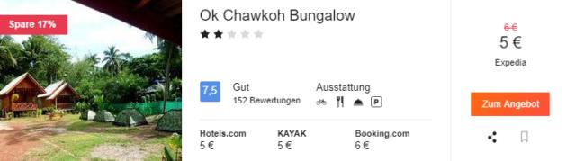 Ok Chawtow Bungalow