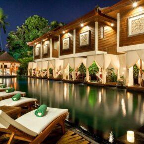 Traumurlaub: 14 Tage Bali im luxuriösen 4* Hotel inkl. Frühstück, Transfer, Massage & Flug für 749 €
