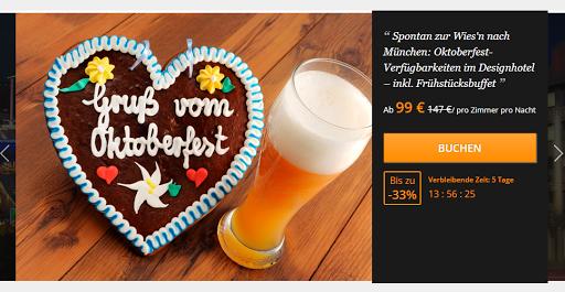 München Städtetrip Angebot