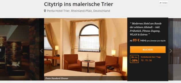 2 Tage Trier