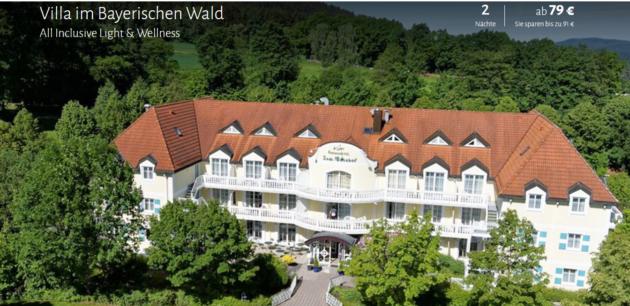 Villa Gutshof Bayrischer Wald