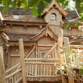 Familienspaß: 2 Tage im TOP Baumhaus im Natur-Resort Tripsdrill & Wildparadies mit Frühstück ab 71€