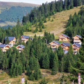 Kärnten: 8 Tage im eigenen Chalet mit privater Sauna nur 100€