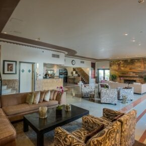 Essex House Lobby