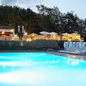 Glamping in der Toskana: 5 Tage Italien im 3* Bungalow ab 54€
