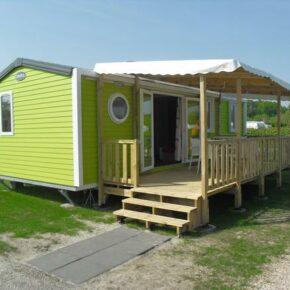 Mobile Home: 7 Tage in einem freistehenden Haus in Südholland mit Pool nur 65€