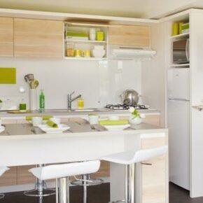 Mobile Home Küche