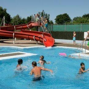 Mobile Home Pool