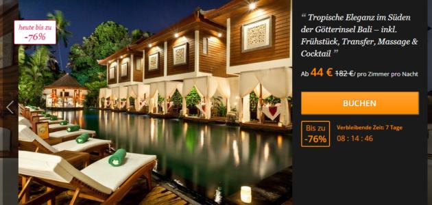 Bali Astagina Resort & Spa