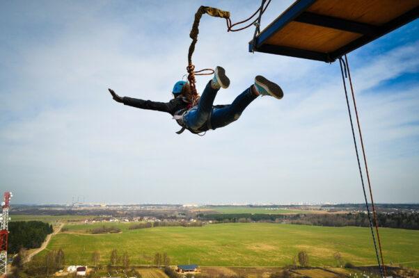Bungee Jumping in Deutschland
