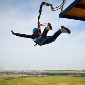 Bungee Jumping in Deutschland: Die Top 5 Bungee Jumps für echte Adrenalinjunkies