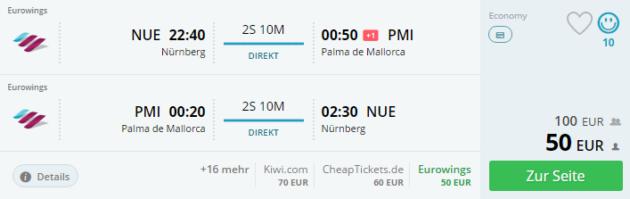 Nürnberg Eurowings