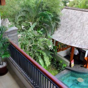 Pool Astagina Resort