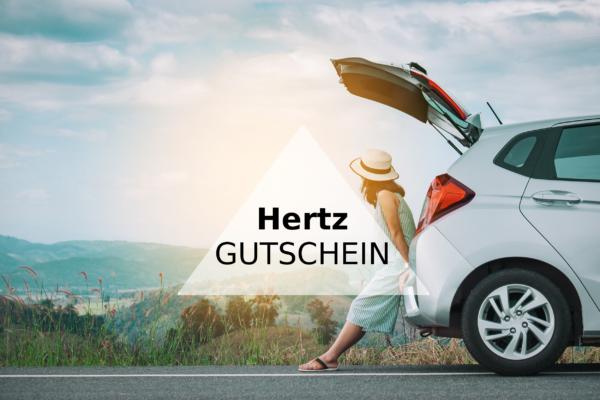 Hertz Gutschein