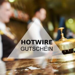 Hotwire Gutschein: Spart 30$ auf Eure Hotelbuchung