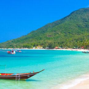 Thailand: 14 Tage auf Koh Phangan & Koh Tao mit Strandunterkünften & Flug nur 478€